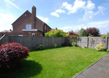 Thumbnail 3 bed semi-detached house for sale in Great North Road, Gosforth, Newcastle Upon Tyne