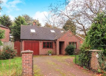 Thumbnail 3 bed detached house for sale in Church Road, Church Broughton, Derby