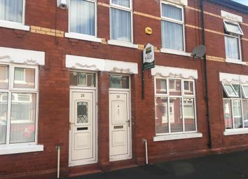 Thumbnail 3 bed terraced house to rent in Beatrice Avenue, Gorton, Manchester