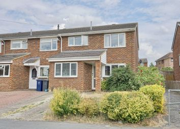 Thumbnail 3 bed end terrace house for sale in Andrew Road, Eynesbury, St. Neots