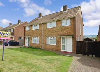 Thumbnail 3 bed semi-detached house for sale in Orchard Way, Snodland, Kent
