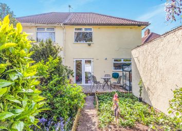 Thumbnail 3 bed semi-detached house for sale in Easedale Close, Southmead, Bristol