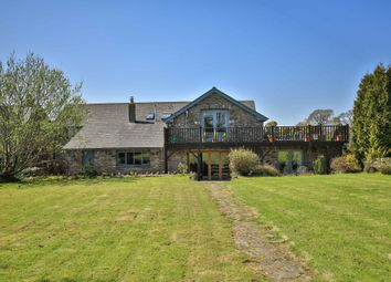 Thumbnail 5 bed barn conversion for sale in Pendoylan Road, Groesfaen, Pontyclun