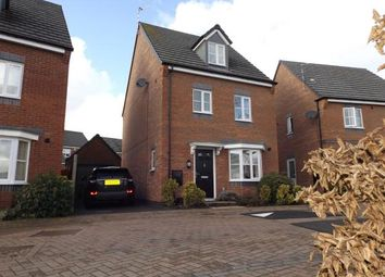 Thumbnail 4 bed detached house for sale in Albert Road, Countesthorpe, Leicester, Leicestershire