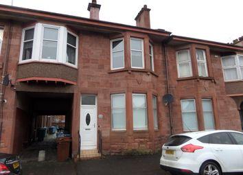 Thumbnail 1 bed flat for sale in Eglinton Street, Coatbridge