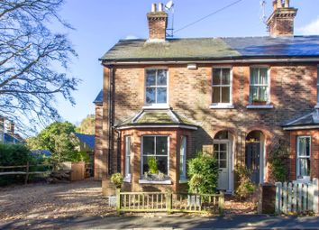 Thumbnail 3 bed semi-detached house for sale in Main Road, Crockham Hill, Edenbridge