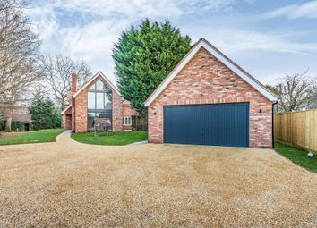 Thumbnail 4 bed detached house for sale in Gatehouse Lane, Burgess Hill
