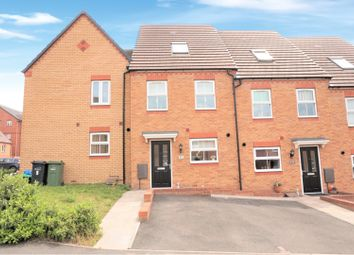 Thumbnail 3 bedroom terraced house for sale in Cascade Way, Dudley