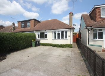 Thumbnail 3 bedroom semi-detached bungalow for sale in Somerset Avenue, Rochford