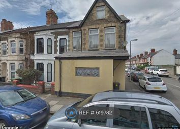 Thumbnail 2 bed flat to rent in Alexandra Road, Cardiff
