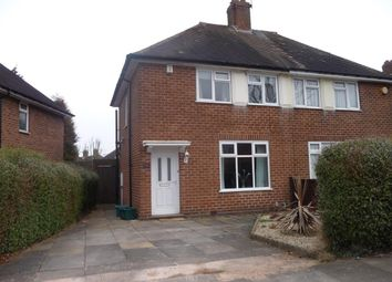 Thumbnail 2 bed property to rent in Woodmeadow Road, Kings Norton, Birmingham