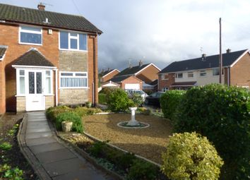Thumbnail 3 bed semi-detached house to rent in Hazel Grove, Stafford