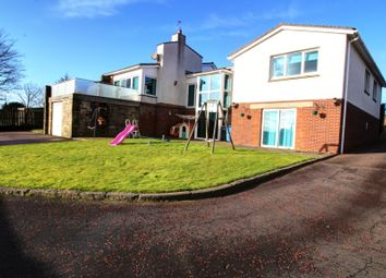 Thumbnail 3 bed detached house for sale in Redhouse Road, Seafield, Bathgate