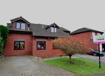 Thumbnail 4 bed detached house for sale in Bamborough Close, Southwater, Horsham, West Sussex