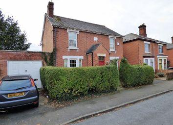 Thumbnail 3 bed detached house for sale in Linden Road, Linden, Gloucester