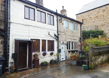 Thumbnail 2 bed terraced house for sale in The Square, Hawksclough, Hebden Bridge