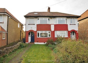 Thumbnail 4 bed semi-detached house to rent in Groveland Way, New Malden