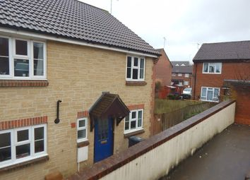 Thumbnail 2 bed end terrace house for sale in Hathermead Gardens, Yeovil