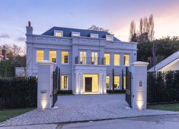 Thumbnail 6 bed detached house for sale in Coombe Park, Kingston Upon Thames