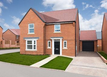 "Thumbnail 4 bed detached house for sale in ""Shenton"" at Hanzard Drive, Wynyard Business Park, Wynyard, Billingham"
