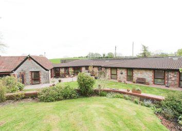Thumbnail 2 bed detached bungalow for sale in Wrington Hill, Wrington, Bristol
