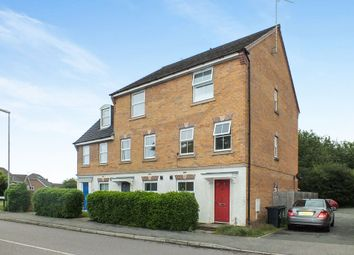 4 bed town house for sale in Conyger Close, Great Oakley, Corby NN18