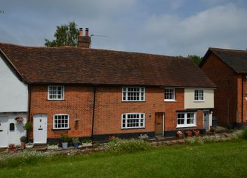 Thumbnail 2 bed cottage for sale in Castle Hedingham, Halstead, Essex