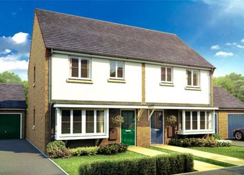 Thumbnail 3 bed semi-detached house for sale in Windermere Drive, Corby