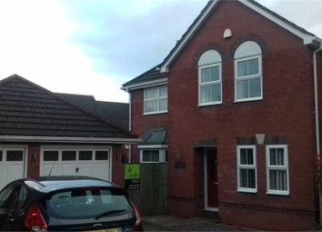 Thumbnail 4 bed detached house to rent in Cadoc Close, Caerwent, Caldicot, Monmouthshire