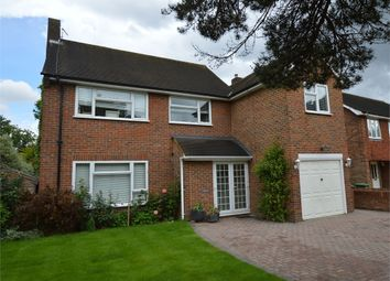 Thumbnail 4 bed detached house for sale in Pine Wood, Sunbury-On-Thames, Surrey