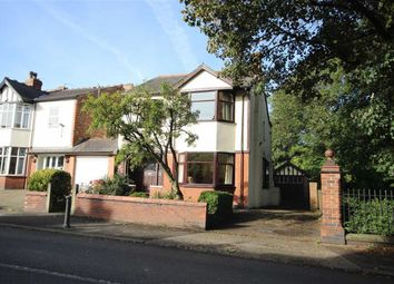 Thumbnail 4 bed property for sale in Claremont Road, Salford