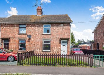 Thumbnail 3 bed semi-detached house for sale in Northam Close, Eye Green, Peterborough