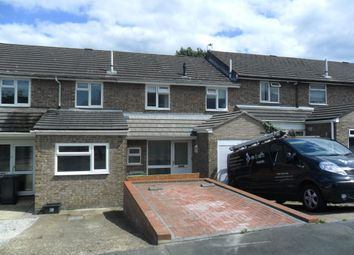 Thumbnail 3 bedroom terraced house for sale in Woodside Close, Bordon