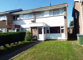 Thumbnail 3 bed end terrace house for sale in Hill Head, Fareham, Hampshire