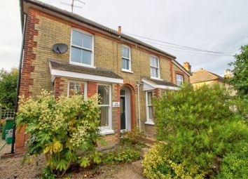 Thumbnail 5 bedroom detached house for sale in Church Road, Lyminge, Folkestone