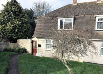 Thumbnail 3 bed semi-detached house for sale in Oakfield Road, Falmouth