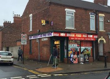 Thumbnail Retail premises for sale in 202 New Bridge Road, Hull, East Yorkshire