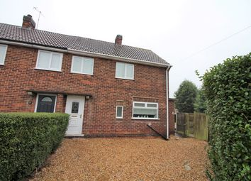 2 bed semi-detached house for sale in Broxtowe Avenue, Kimberley, Nottingham NG16