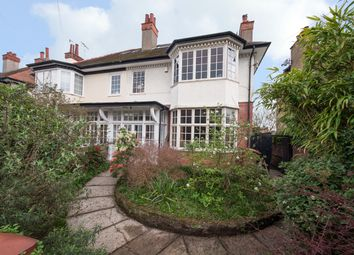 Thumbnail 6 bed semi-detached house for sale in Brookfield Gardens, West Kirby, Wirral