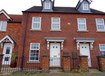 Thumbnail 3 bed terraced house to rent in Woodrow Place, Spalding
