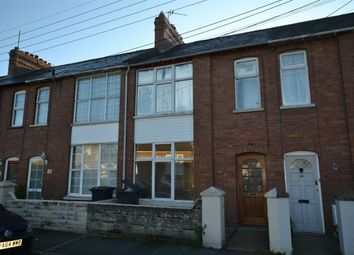 Thumbnail 3 bed terraced house for sale in Yeo Vale Road, Barnstaple, Devon