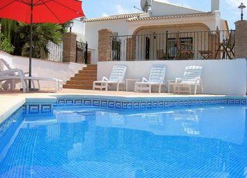 Thumbnail 2 bed villa for sale in Spain, Málaga, Viñuela, Los Romanes