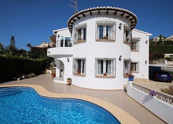 Thumbnail 4 bed villa for sale in Benitachell, Valencia, Spain