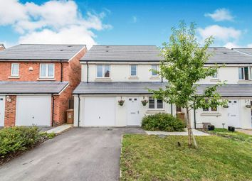 Thumbnail 3 bed detached house for sale in Bridle Close, Andover