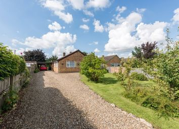 Thumbnail 3 bed detached bungalow for sale in The Street, Hepworth, Diss