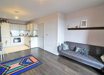 Thumbnail 1 bed flat for sale in Fore Street, London