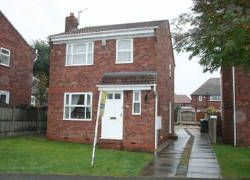 Thumbnail 3 bed detached house for sale in Meadowgates, Bolton-Upon-Dearne, Rotherham