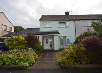 Thumbnail 2 bed semi-detached house for sale in Ehen Road, Thornhill, Egremont, Cumbria