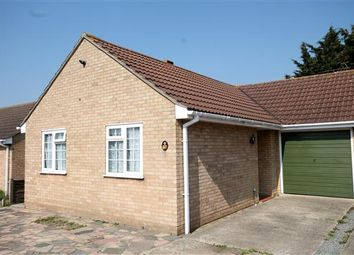 Thumbnail 2 bed bungalow for sale in Edgware Road, Clacton-On-Sea