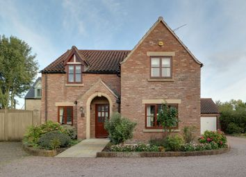 Thumbnail 4 bed detached house for sale in Cringle Brook Court, Great Ponton, Grantham